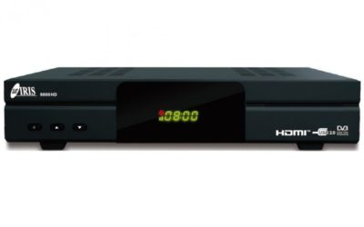 Beneficios de Comprar el Sintonizador Iris 9800 HD